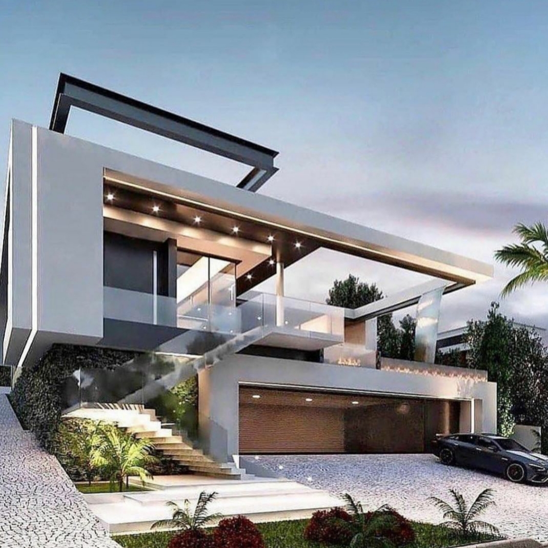 Luxury family house in Leopard Park